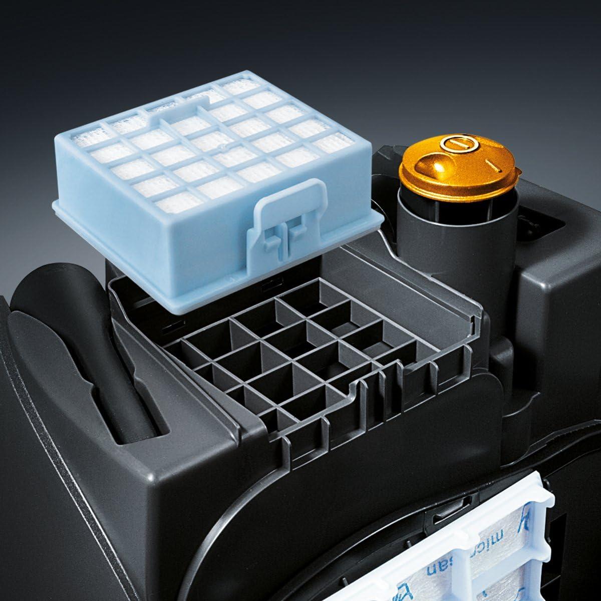 SET Filtro del motor Filtro HEPA 10 Bolsas de aspiradora Para SIEMENS Power Edition VSZ32411//03 Z3.0 VSZ32412//03 Z3.0 VSZ32512//03 Z3.0