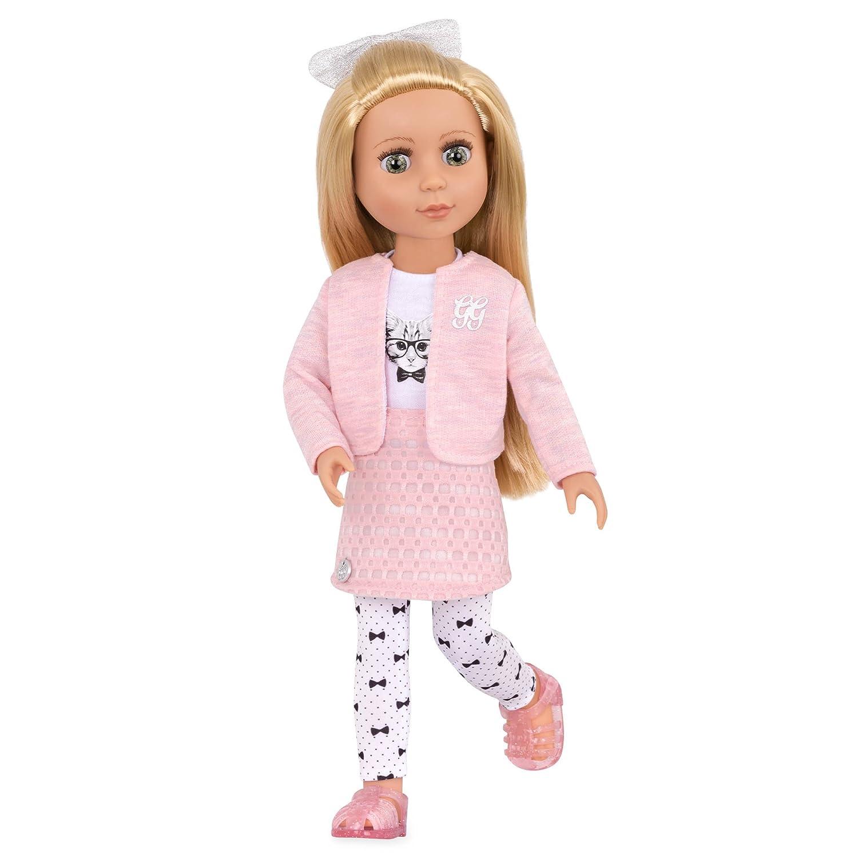 Amazon Glitter Girls Dolls By Battat Fifer 14 Inch Poseable