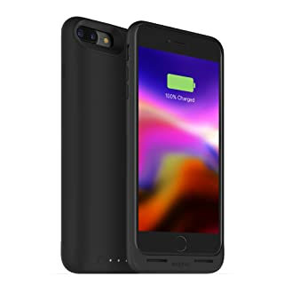 mophie juice pack wireless - Charge Force Wireless Power - Wireless Charging Protective Battery Pack Case for iPhone 8 - Black