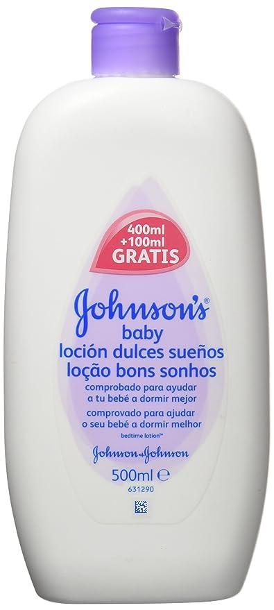 Johnsons baby - Loción dulces sueños 500 ml