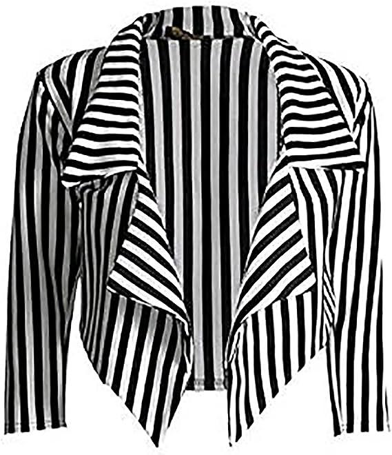 Amazon.com: Zara Fashion – Las mujeres 3/4 Manga Cascada ...