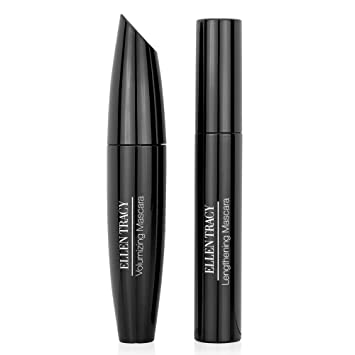 Ellen Tracy Duo Mascara, Includes: Volumizing & Lengthening