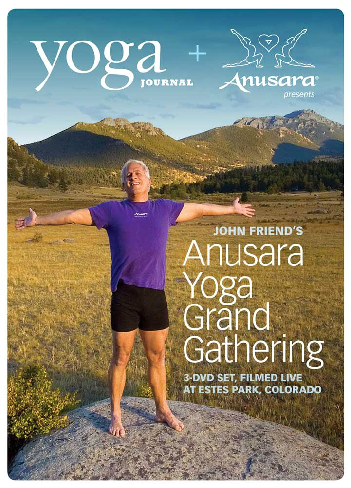 Yoga Journal's John Friend's Anusara Yoga Grand Gathering