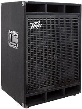 Peavey pvh 212 Bass Cabinet 2 x 12 ...