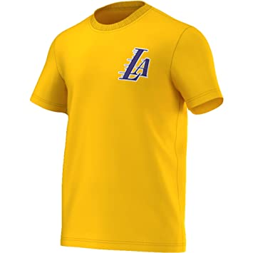Adidas FNWR tee - Camiseta para Hombre, Color Azul/Blanco / Naranja, Talla