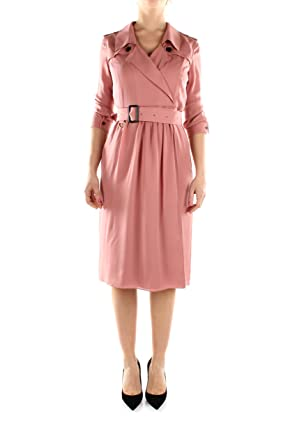 BURBERRY Robes aux Genoux Femme - Soie (4044005)  Amazon.fr  Vêtements et  accessoires f34d50c960f