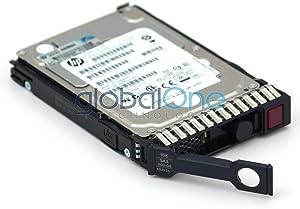 HP EG0300FBVFL-SC F/S RETAIL BOX EG0300FBVFL HP 300GB 10K 6G SFF SAS SC HARD DRIVE (Certified Refurbished)