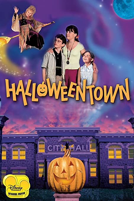 Image result for halloweentown movie poster