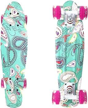 Wonnv Beginners Skateboard