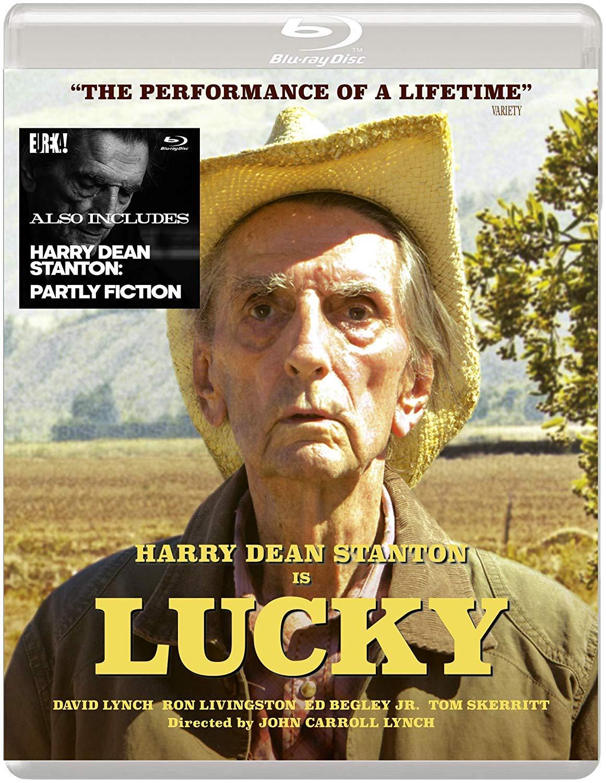Lucky (Blu Ray) [Blu-ray]: Amazon.es: Harry Dean STANTON ...