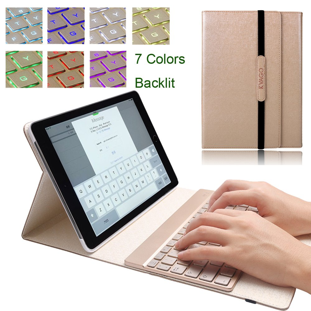 best bluetooth keyboard 2020 Top 15 Best Backlit Keyboard Cases for Apple iPad Pro 2019 2020 on