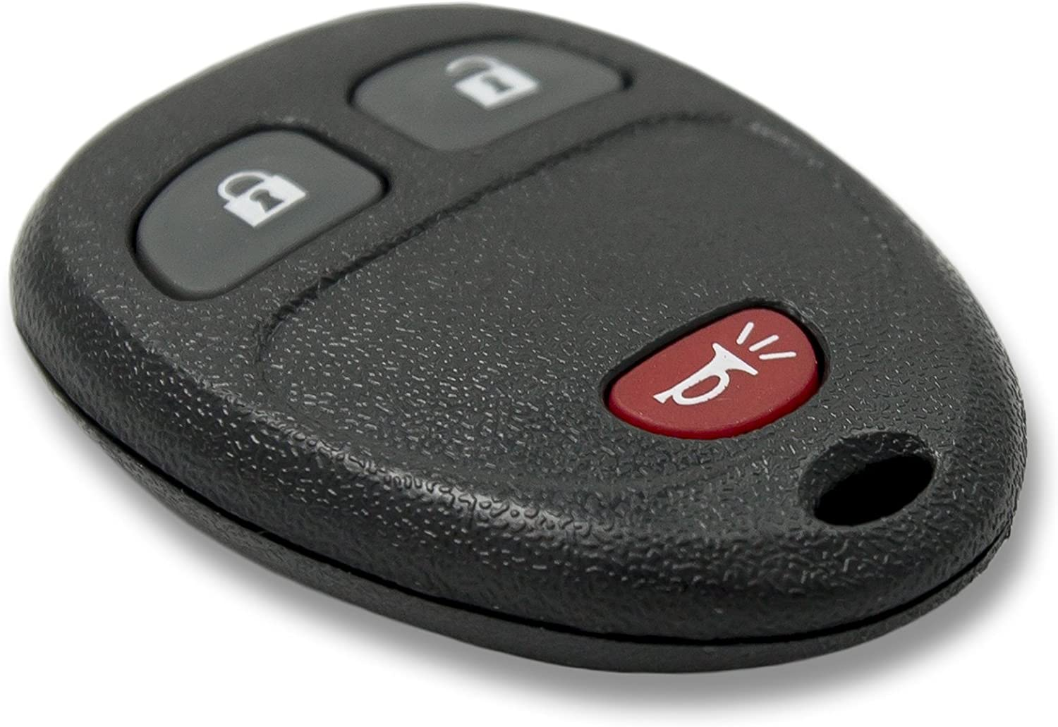 BestKeys New Keyless Entry 3 Button Remote Car Key Fob Replacement GM Part 15913420