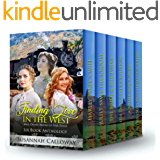 Finding Love in the West: Six Book Anthology (Mail Order Brides of Pine Ridge)