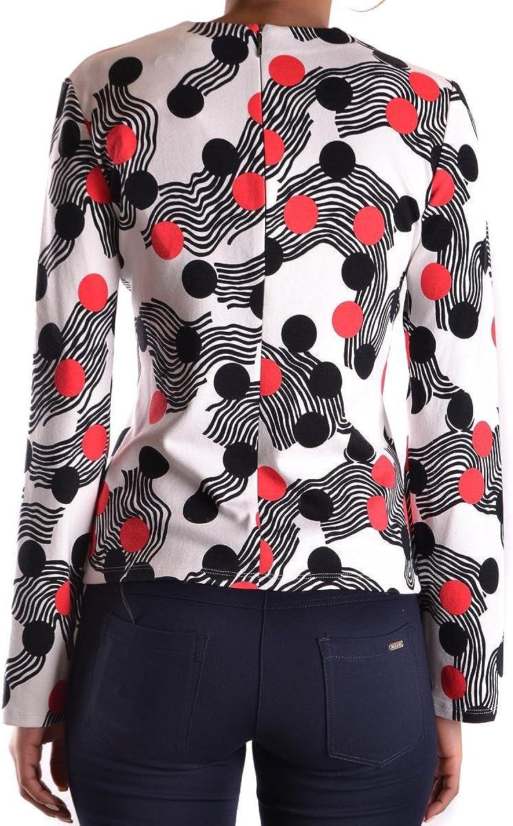MSGM Tshirt Manica Lunga Multicolor