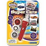 Brainstorm Toys Super Cars Flashlight and Projector