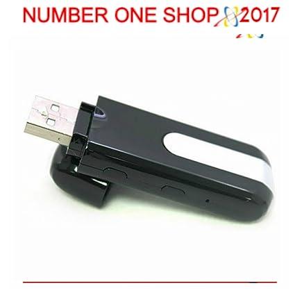 -thenumberoneshop -- memoria pendrive USB 8 GB de memoria con cámara oculta –