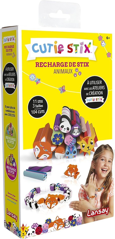 Lansay 33102/-/Cutie Stix Refill Pack Animals