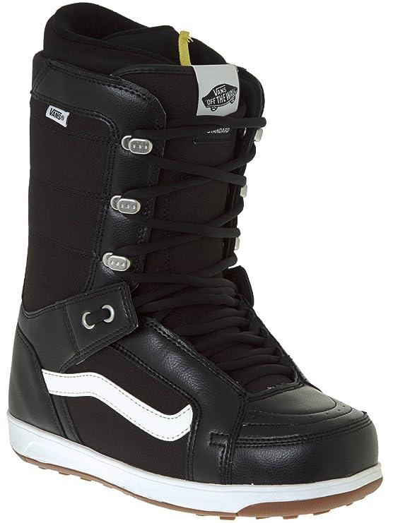 e5eacfbee0 Vans Hi Standard Snowboard Boots UK 11 Black White  Amazon.co.uk  Shoes    Bags