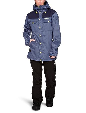 ONeill Button - Chaqueta de esquí para Hombre: Amazon.es ...