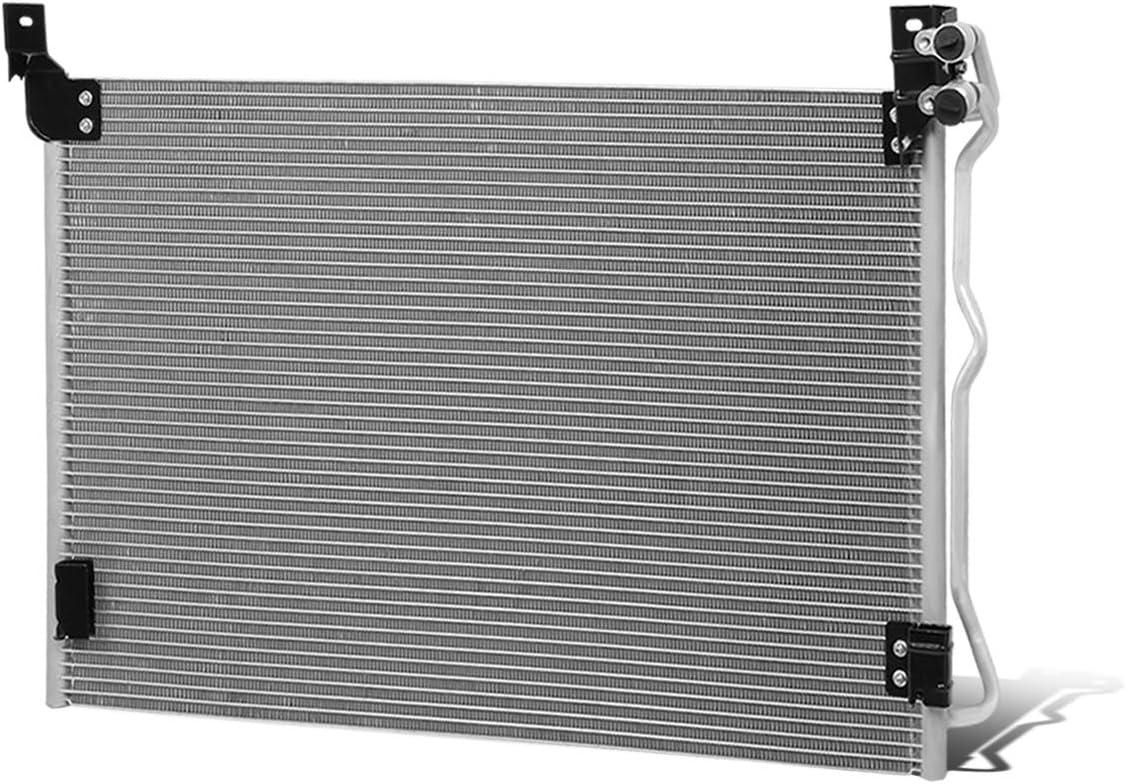 4011 Aluminum A//C Condenser Replacement for Ford Crown Victoria Town Car Grand Marquis Marauder 03-05