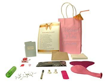 Amazon.com: Groom Mother Wedding Survival Kit Gift perfect for ...