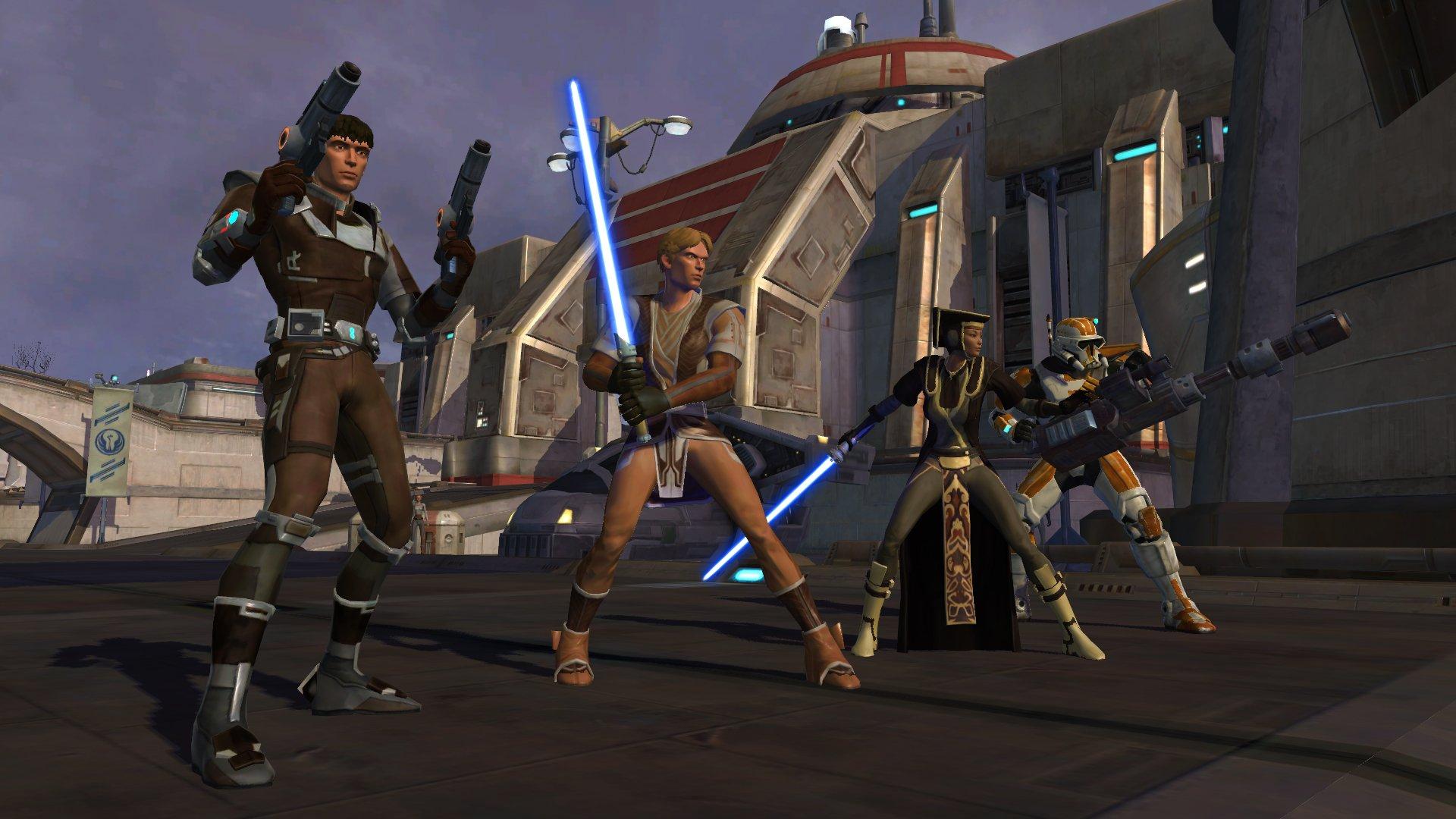 star wars the old republic - HD1920×1080