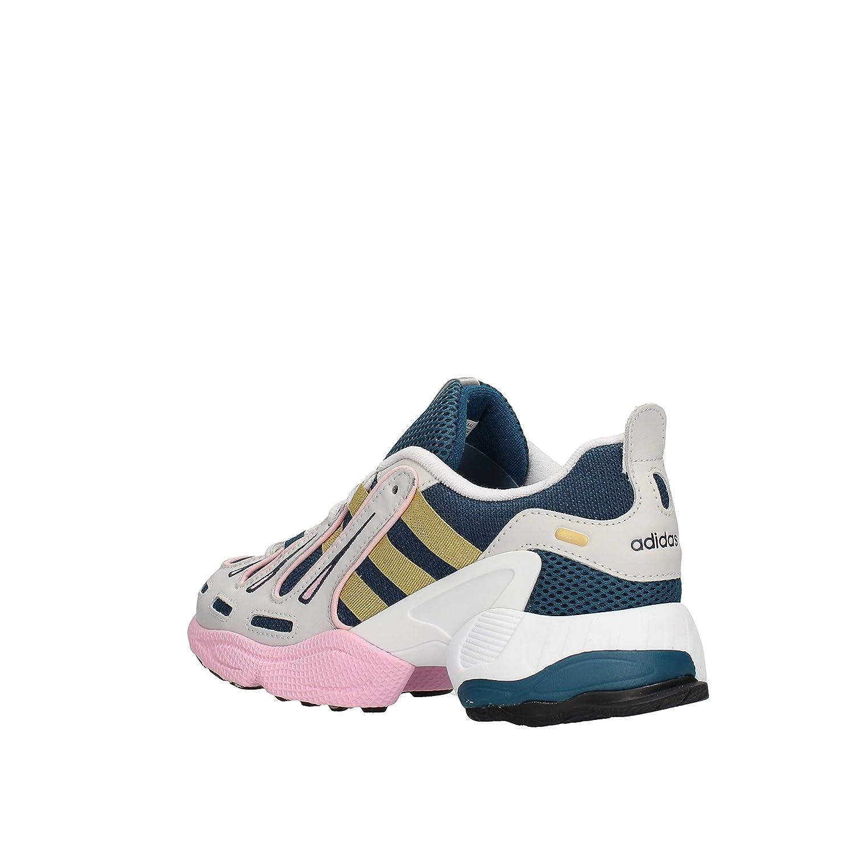 Adidas Womens EQT Gazelle EE5149 Tech Mineral Gold Metallic