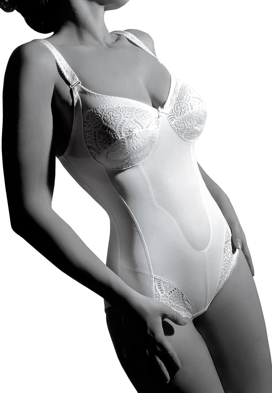 GIOS Women's Bodysuit White white Small - White - Small