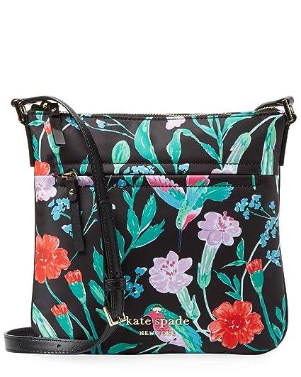 bd951f785ee Buy Kate Spade New York Women S Watson Lane Hester Black Multi Handbag  Online at Low Prices in India - Amazon.in