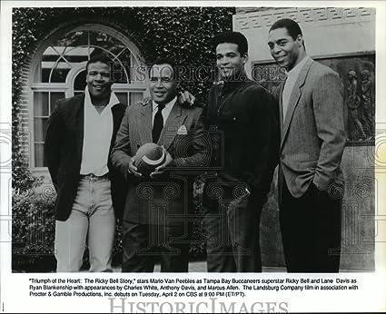 Vintage Photos 1991 Prensa fotos Mario Van Peebles en triunfo ...