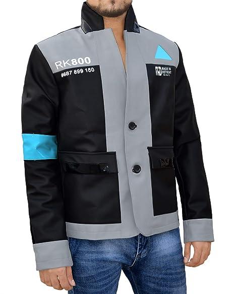 Amazon.com: Detroit Become - Chaqueta para hombre RK800 ...