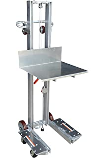 Presto Lifts Ac Lifter - Telescopic Mast - Platform 32