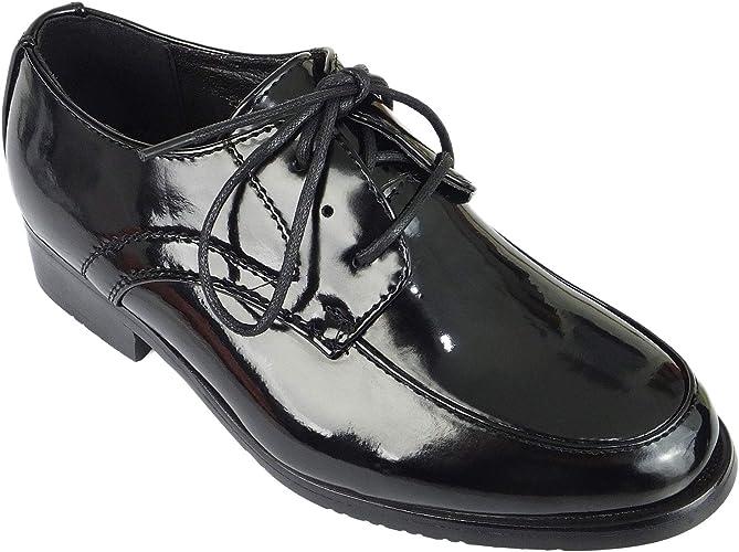 Vianni Boys Patent Lace Up Formal