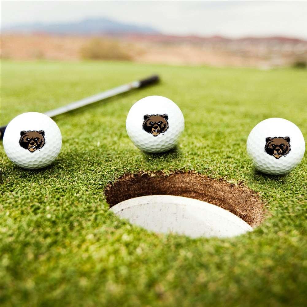 【予約受付中】 Montana Grizzliesゴルフボール – – 3のセット B072DRG868 B072DRG868, 南濃町:7e38fbe4 --- 4x4.lt