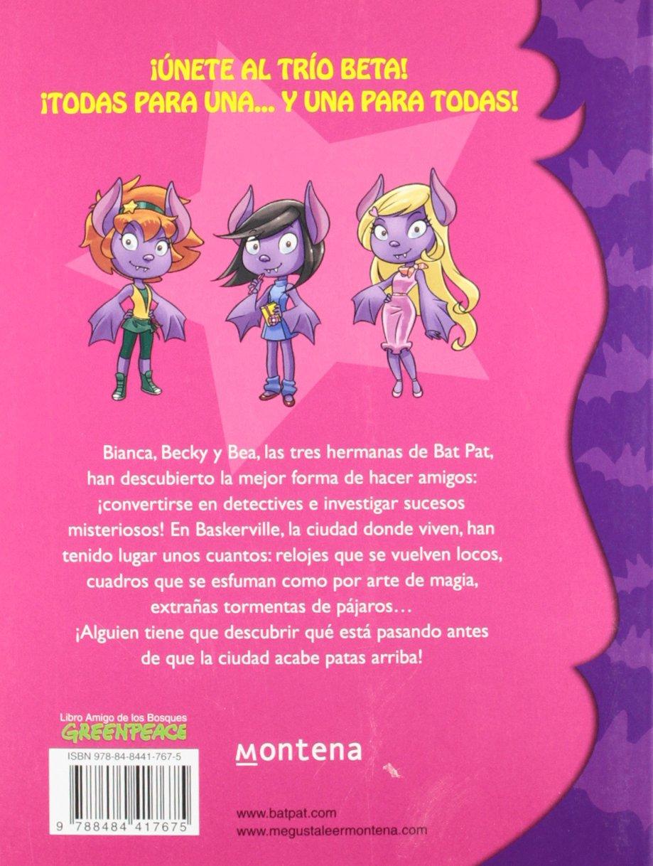 Cuatro amigas para un misterio / Four Friends for a Mistery (Trio Beta) (Spanish Edition): Roberto Pavanello: 9788484417675: Amazon.com: Books