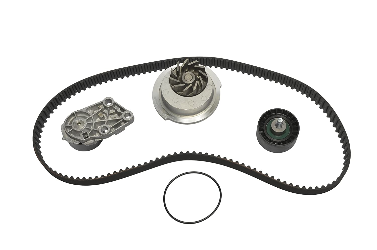 With Water Pump Continental Elite GTKWP335 Timing Belt Component Kit Continental ContiTech