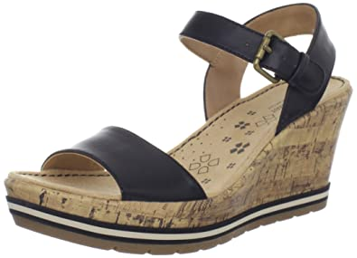326e5ddd9103 Naturalizer Women s Norton Wedge Sandal