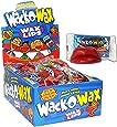 Wax Lips Candy, Cherry flavor 24 pk.(12oz)