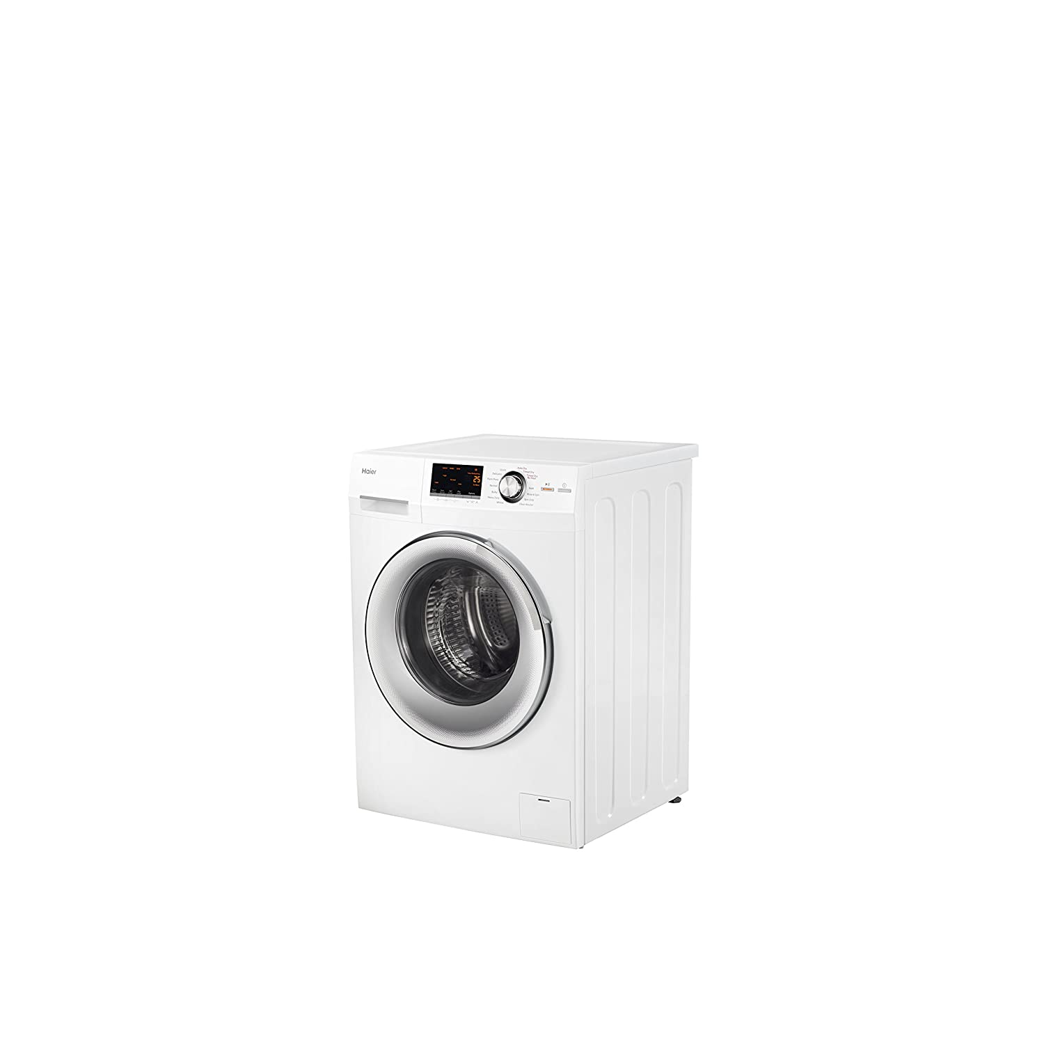 amazon com haier hlc1700axw compact laundry combo washer dryer