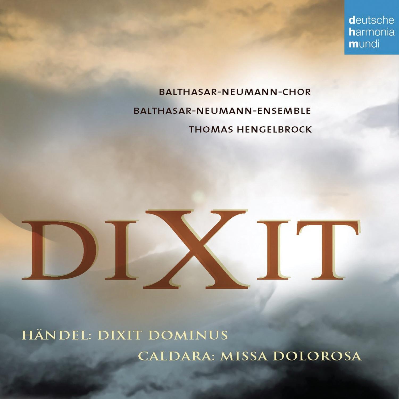 Caldara - Missa Dolorosa; Handel - Dixit Dominus: Amazon.co.uk: Music