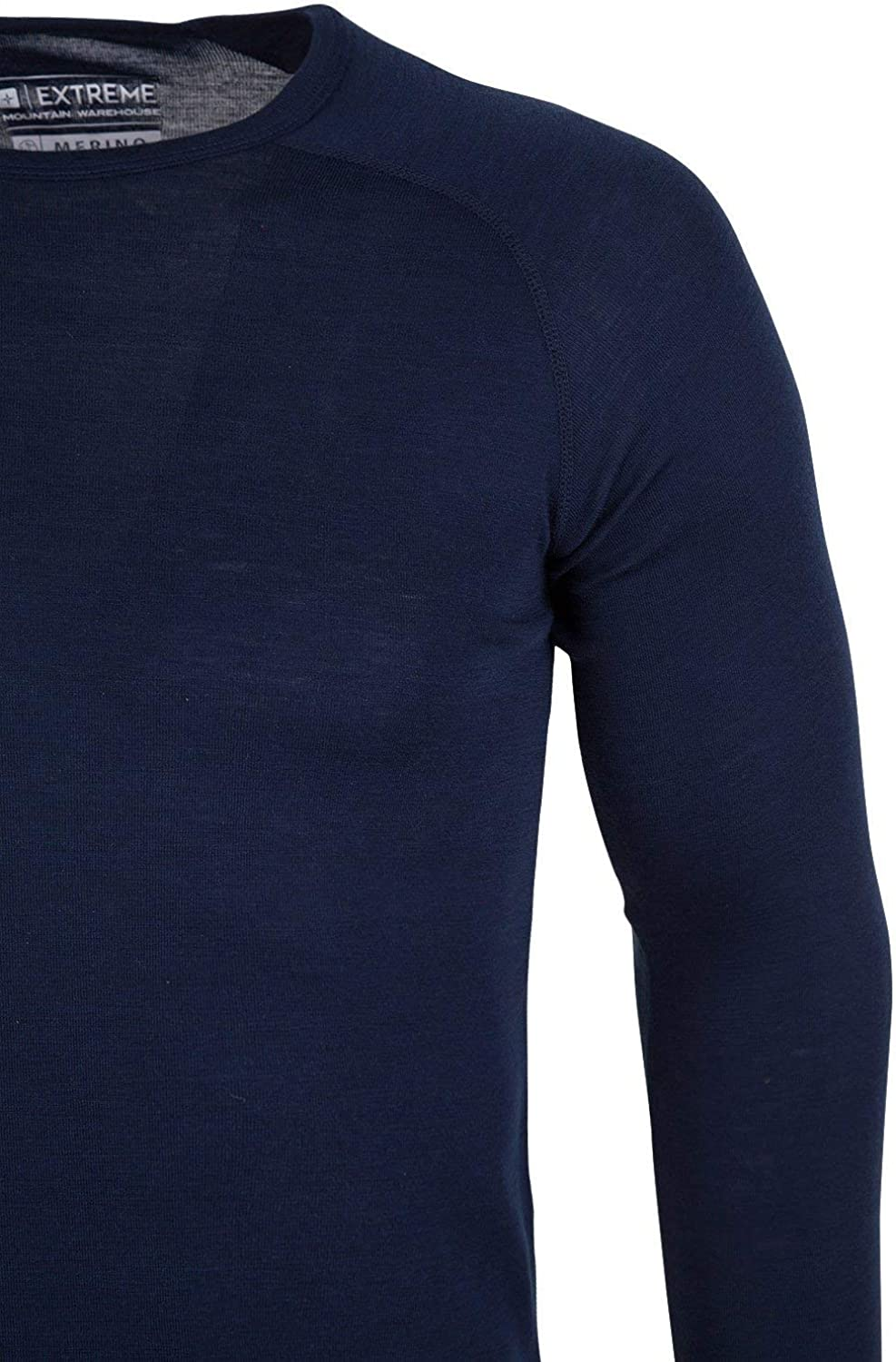 Fast Dry T-Shirt Mountain Warehouse Merino Mens Baselayer Top