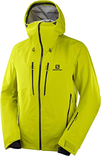 SALOMON Men's Icestar 3L Jacket at Amazon Men's Clothing store