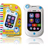 iwoody my first smartphone wood toy 39 cell phone 39 with chalkboard and erasers toys. Black Bedroom Furniture Sets. Home Design Ideas