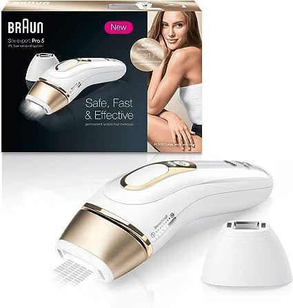 Braun Silk Expert Pro 5 Ipl Pl5117 Amazon It Elettronica