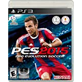 Pro Evolution Soccer 2015 - PlayStation 3