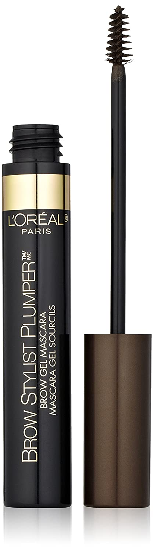 L'Oréal Paris Brow Stylist Brow Plumper, Medium to Dark, 0.27 fl. oz. L' Oreal Paris Cosmetics NA