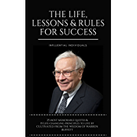 Warren Buffett: The Life, Lessons & Rules For Success (English Edition)