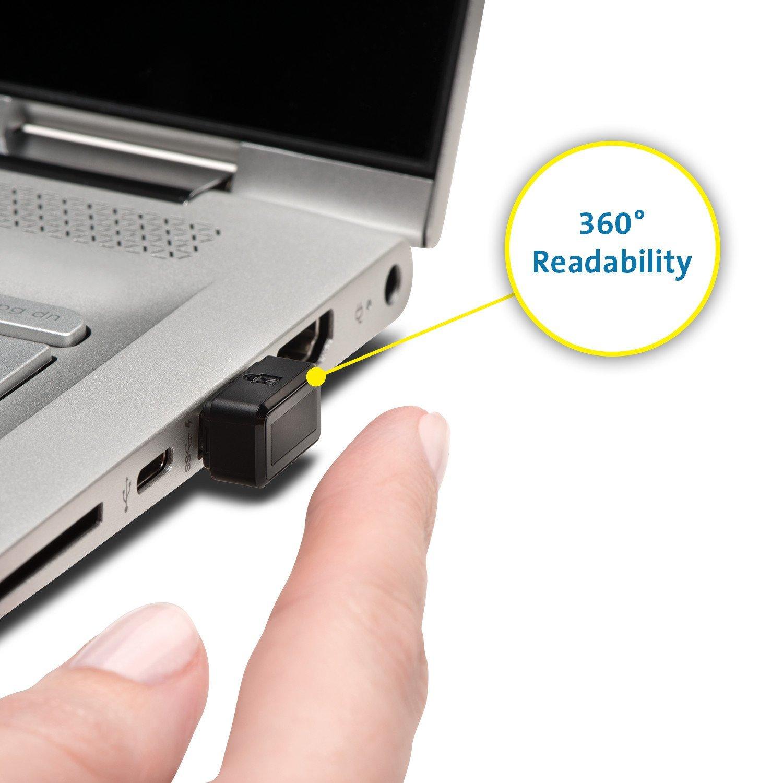 USB Fingerprint Scanner-Biometric Screening For PC's