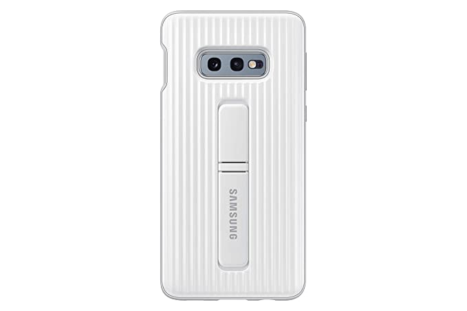 on sale 5e60c 8ba87 Samsung Galaxy S10e Rugged Protective Case with Kickstand, White