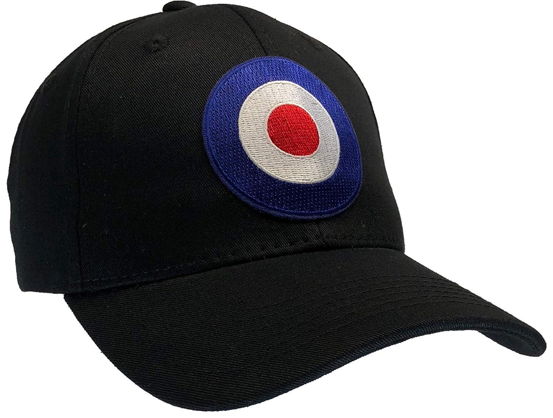 Amazon.com  RAF Hat Royal Air Force MOD (Black Classic Ball Cap)  Clothing 88f5161f526